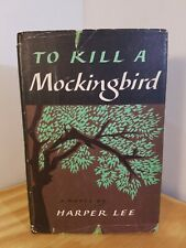To Kill A Mockingbird | Harper Lee | 1960 | Bce | Truman Capote Photo | Hc Dj