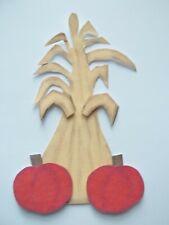 3D UPick Fall Halloween Pumpkins Squirrel Moose  Scrapbook Card Embellishment