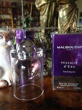 Rare! Histoire d'Eau Amethyste by Mauboussin EDT 40 ml