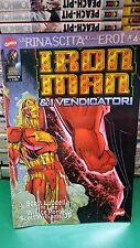 Iron Man e i Vendicatori 22 Rinascita degli Eroi 4 - Panini Comics SC30