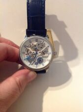 INGERSOLL UNISEX  AUTOMATIC WATCH (IN7220WH) BECKNAILS BNIB
