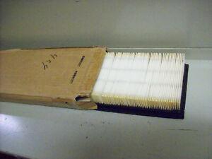 CNH Case New Holland OEM Cabin Filter 87726699