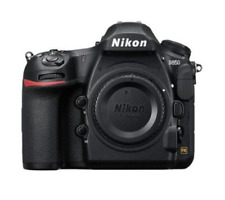 Nikon D850 45.7MP Full-Frame FX-Format Digital SLR Camera - Black (Body Only) Ki