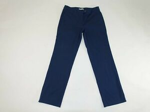 Orvis Women's Favorite Fit Perfect Chino Pants Size 8 x 31 NWT Navy Blue Khaki