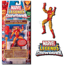 Marvel Legends Showdown Battle Pack Series 2 Iron Man Action Figure - Toy Biz