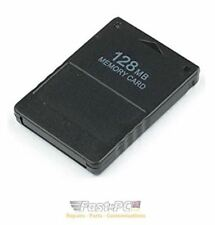 128MB Memory Card Game Save Data Stick for Sony Playstation 2 PS2 Slim