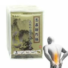Joint Back Neck Pain Care Plaster Muscle Massage Reliefing Capsicum Herbs Patch