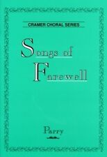 Parry Songs of Farewell (6 en) SATB +