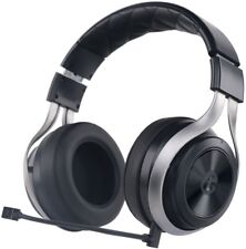 Lucid Sound LS30 Black Wireless Gaming Headset w/ Mic for PS4 Xbox One PC Mobile