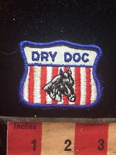 DRY DOC - American Quarter Horse Patch C765