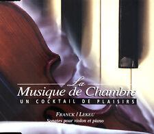 Franck / Lekeu CD La Musique De Chambre - Promo - France (EX/EX+)