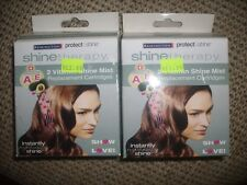 4 Remington Vitamin Shine Mist Protect & Shine Hair Therapy Replacement Refills