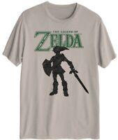 Legend of Zelda Mens Graphic T Shirt Size Large