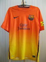 FC Barcelona 2012/2013 away Sz M Nike Barca shirt jersey maillot soccer football