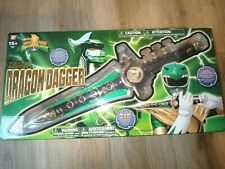 Mighty Morphin Power Rangers LEGACY DRAGON DAGGER Sealed