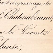 Marie Louise De Chateaubriand La Tour-Du-Pin Verclause 1881
