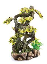 Twisted Bonsai Tree Climber with Plants BiOrb Ornament Aquarium Decoration