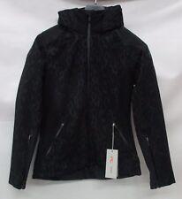 Kjus Womens Freelite Insulated Ski Jacket LS15-C10 Black Size 36