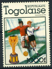 Togo 1978 Mi. 1282 Neuf ** 100% Football, coupe du monde, 1000 f,
