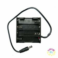 Battery Box (8XAA) - 12V PORTABLE POWER PACK