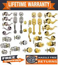 Constructor Door Lever /Knob Lock Handle Entry, Privacy, Passage,Dummy, Deadbolt