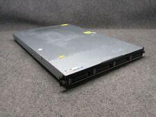 HP ProLiant DL120 G6 Blade Server 2.93GHz Intel Core i3 8GB DDR3 4x 160GB HDDs
