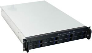 NORCO RPC-2208 2U Rackmount Server Case Chassis, New
