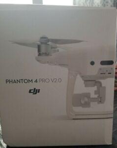 """DJI Phantom 4 Pro V2.0 Quadcopter - 1"""" 20MP Sensor, F2.8 Lens"""