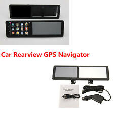 "Pulsante 1X LCD Touch Screen vista posteriore 5"" NAVIGATORE GPS per auto Bluetooth MP3 MP4 USB"