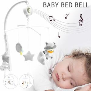 ✅Musicale Carillon Giostrina Neonato Mobile Giocattolo Lettino Culla Bambini