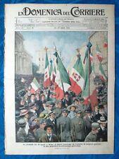 La Domenica del Corriere 20 aprile 1919 Roma - Egitto - Ungheria