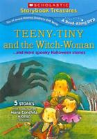 TEENY TINY AND THE WITCH WOMAN... AND MORE SPOOKY HALLOWEEN STORIES NEW DVD