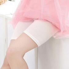 Toddler Kids Girls Short Pants Leggings Stretchy Safety Shorts Pants For 2-6Year