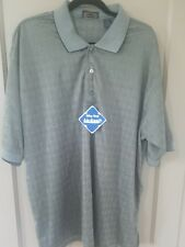 La Veen Air Cool Masters mens XXL Steve Young classic polo