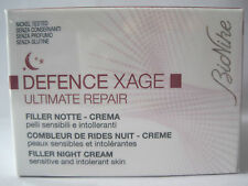 BIONIKE DEFENCE XAGE Crema filler notte Ultimate Repair - Vaso 50 ml