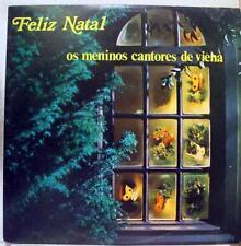 Feliz Natal - Os Meninos Cantores De Viena LP Mint- Sc 12 022 Vinyl 1958 Record