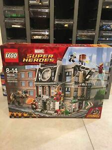 Lego Marvel Super Heroes Sanctum Sanctorum Showdown (76108)