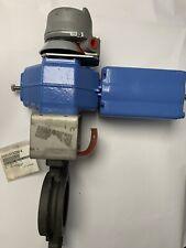 New Neles Jamesbury B1cu1140l Double Acting Pneumatic Actuator 120psi 85bar