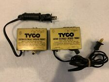 Tyco HO Scale Lot of 2 Electric Power Packs Model 899C/899B Hobby Transformer #4