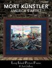 Mort Kunstler Gierson's Butternut Guerillas Mini Print Custom Framed