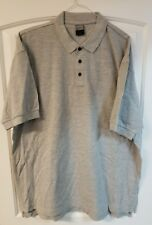 Nike XL Gray polo shirt NEW