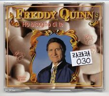 Freddy Quinn Maxi-CD Ho bisogno di te - 1-Track CD