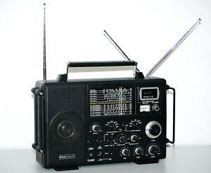 Pan Crusader-X 12-Band Receiver/Radio NR-82F1 Weltempfänger als DEFEKT!! lesen!!