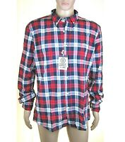 Camicia Uomo FRANKLIN & MARSHALL Made in Italy I431 Multicolore Tg XXL