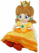 "Super Mario Bros. Princess Daisy Plush Doll Stuffed Animal Toy 7""  UK Stock"