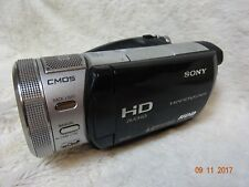 HDR-SR1  E camcorder with battery CHARGER AND BATTERY  full working order. sony