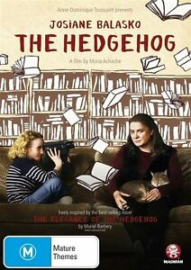 The Hedgehog (DVD, 2010) fast safe shipping &tracking