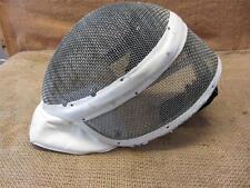 Vintage Castello Fencing Mask > French Antique Foil Epee Sword Mask 7713