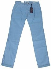 MAC Jeans SELECTED TAPERED CHINO Herren Hose Men Pants  W33 L34 Satin Stretch
