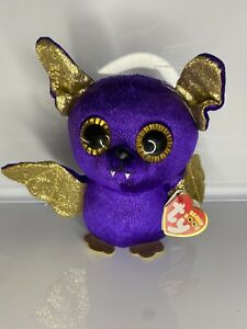 "Count The Bat Ty Beanie Boos Halloween 6""/15cm"